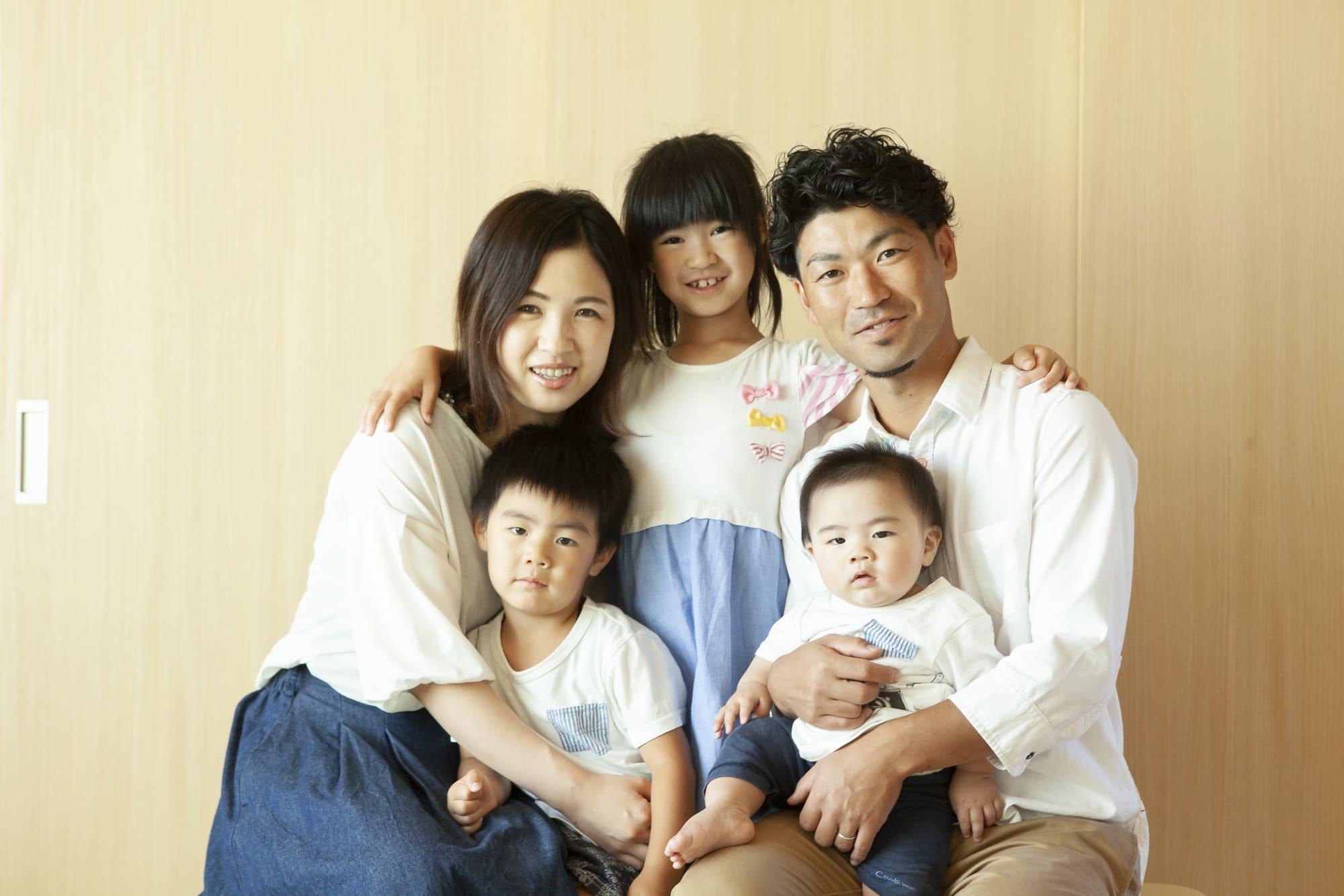 Aさん家族