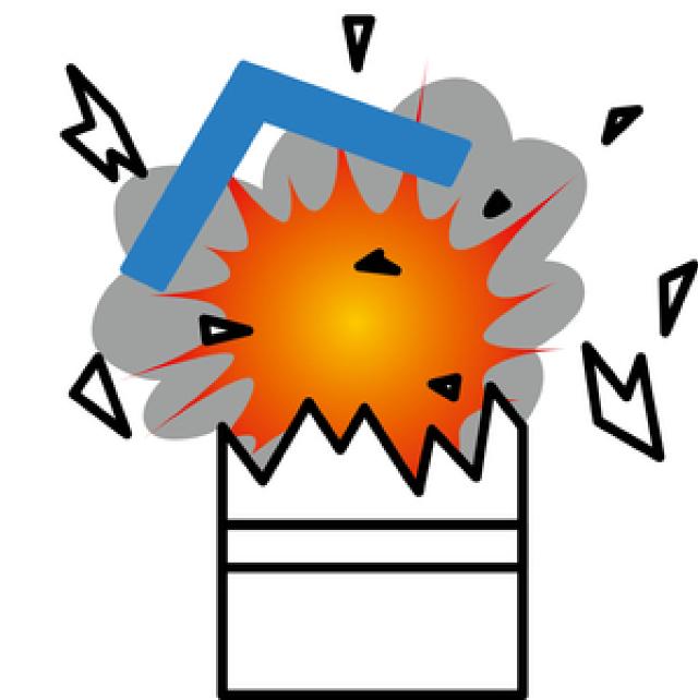 ③ 破裂、爆発事故のサムネイル