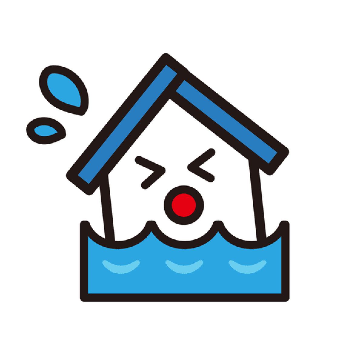 ⑤ 水災事故のサムネイル